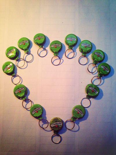 Love ♥ Drinks! ... Kapsel Tymbark