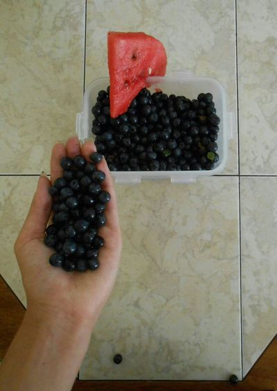 Черничный кайф:))) Whortleberry Watermelon