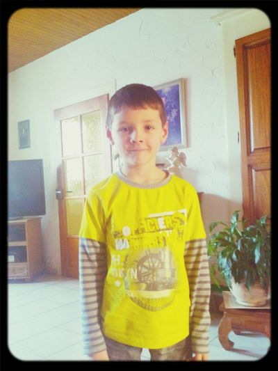 Little brother <3