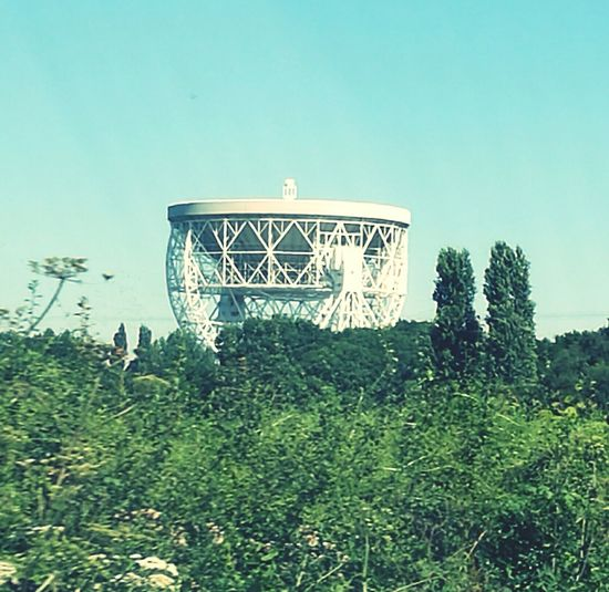 Radio Telescope Jodrell Bank