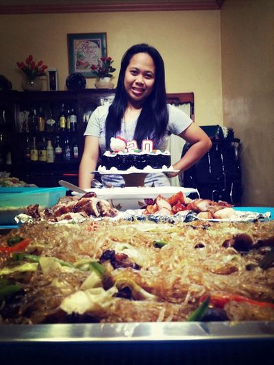 Belated Happy Birthday ate :)