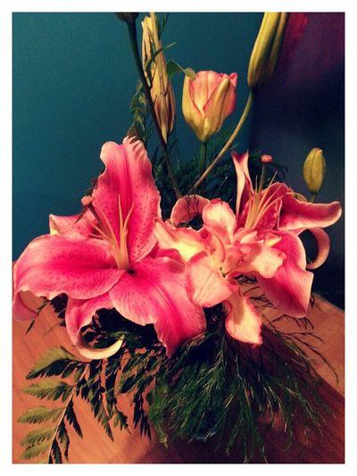 Early Birthday Flowers
