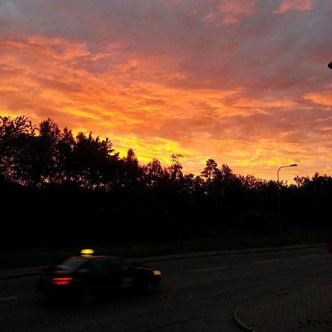 Sweden Stockholm Sunrise Theendoftheworld