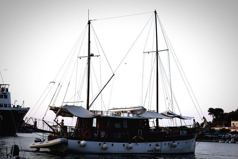 Harbor Yacht