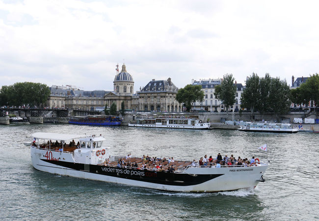 Boat Cruise France Fun Holiday Paris River Seine Tourist Attraction  Tourists