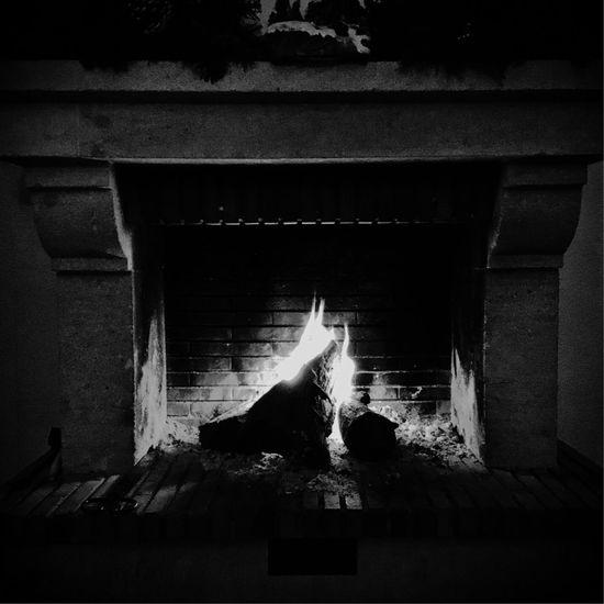 Blackandwhite Winter SPAIN Marbella Navidad Christmas Decoration Xmas Home Sweet Home Home Interior Home Fire Fireplace