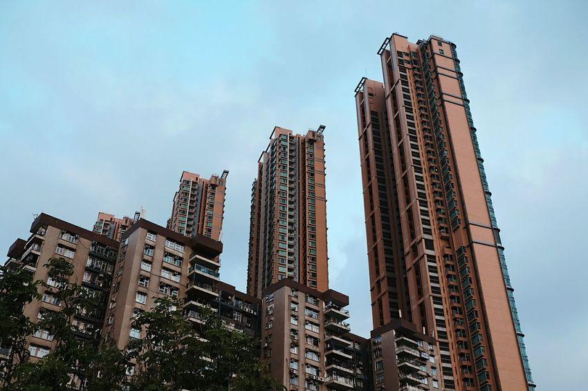 Explore HK: Dispartiy Explore Hk The Changing City My Country In A Photo Eye4photography  EyeEm Best Shots Fujifilm FUJIFILM X-T1 Fuji X-T1 Open Edit The Architect - 2016 EyeEm Awards