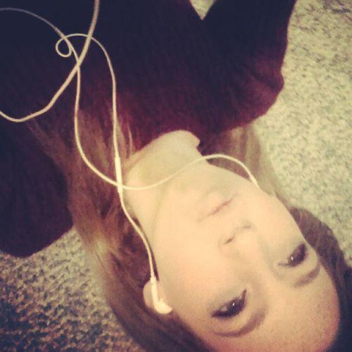 music in my ears songs on my mine but he is in my heart Enjoying Life