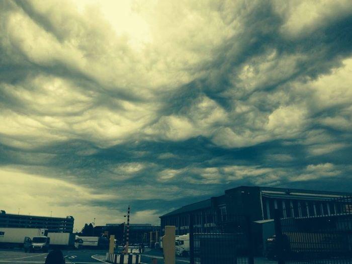 Deepfreeze Clouds And Sky Snowcloud
