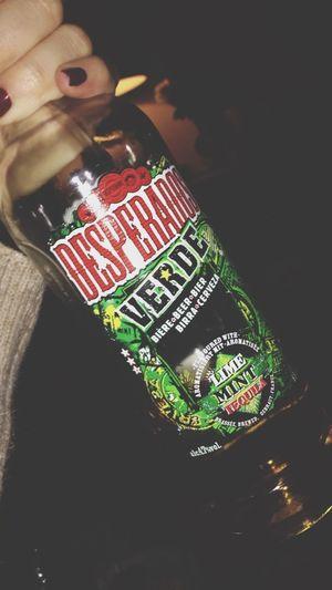 Desperados Drinking Good Hello World