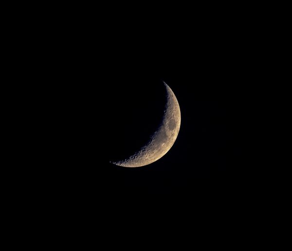 moon Astronomy Space Crescent Half Moon Moon Space Exploration Moon Surface Clear Sky Planetary Moon Space And Astronomy