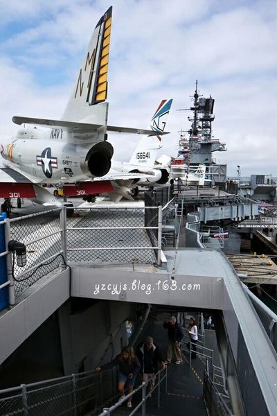 USS Midway Aircraft carrier, in Santiago, America First Eyeem Photo Hello World Photography Traveling USA Canon 5D Mark II