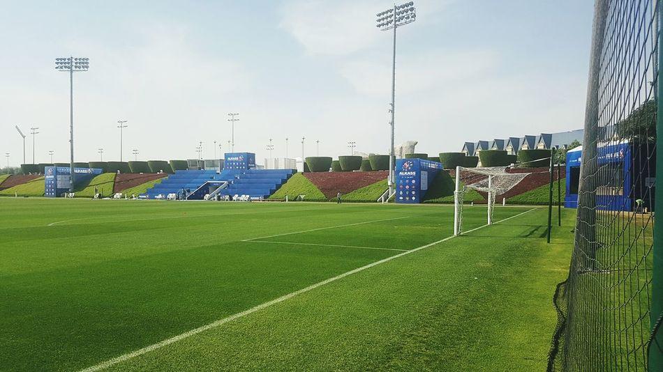 Alkass International Cup Alkass International Cup 2017 Brand Expression Branding Grass Soccer Playing Field Sport