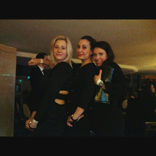 Ovb Party Enjoying Life Cheese! Party Time Check This Out Girls Man In Black ????