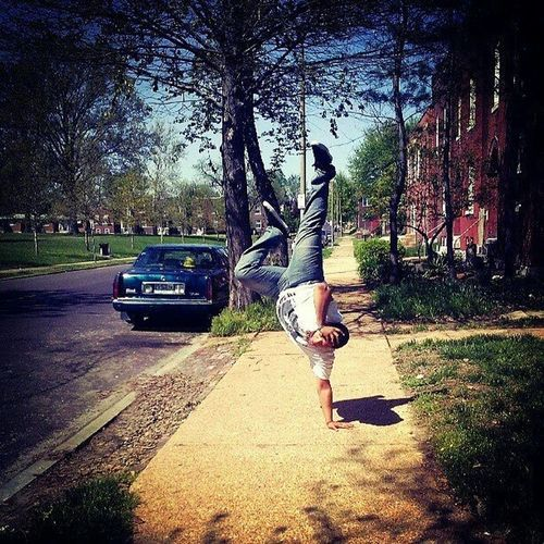 Dance ZoneTheDancer Handstand  Dancer Dancelife CrankZone Fingerprint Zone Mylife