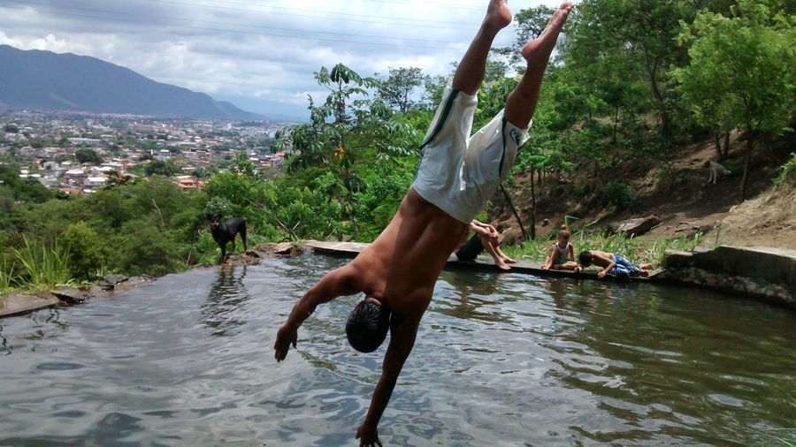Mountain X Water Nature Piscine 💦