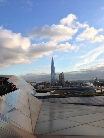 The Shard - taken from One New Change The Architect - 2014 EyeEm Awards Look Up And Thrive Urban Escape