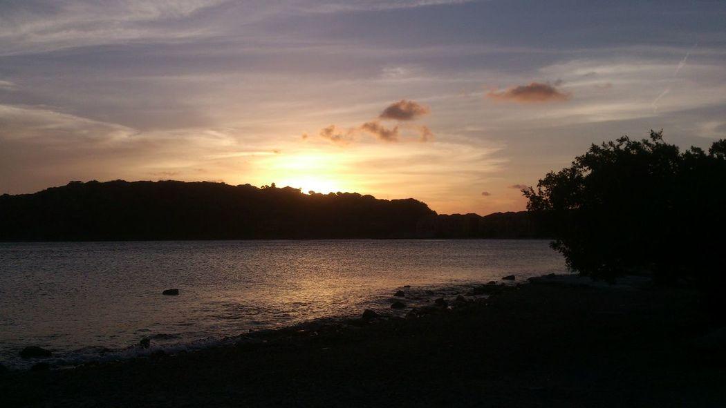 Beach Cloudporn Sunset