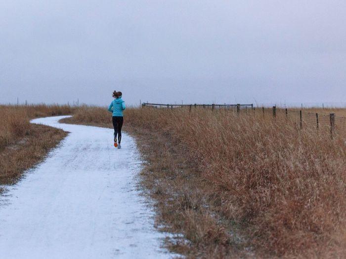Running Colorado