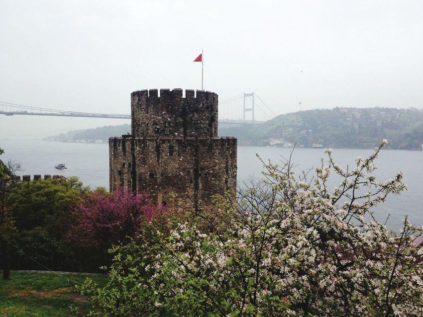 Bu şehr-i istanbul ki bî misl-ü bahâdır. Bir sengine yek pare acem mülkü fedadır Nedim Istanbul Rumeli