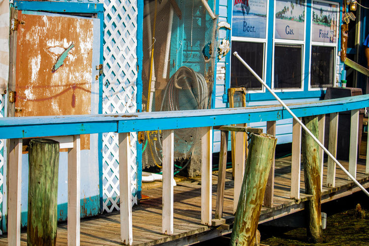 Cortez, a small Gulf coast commercial fishing village Bradenton FL Cortez  Fishing Village Fishing Net USA Architecture Blue Built Structure Day Florida Mammal Manatee County Nature No People Sea Life Wood - Material Wooden