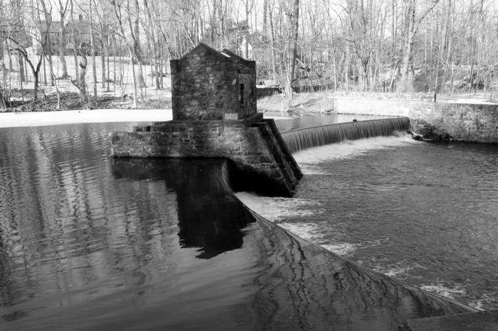 My Winter Favorites Dam Lake New Jersey Morristown Nj Snow