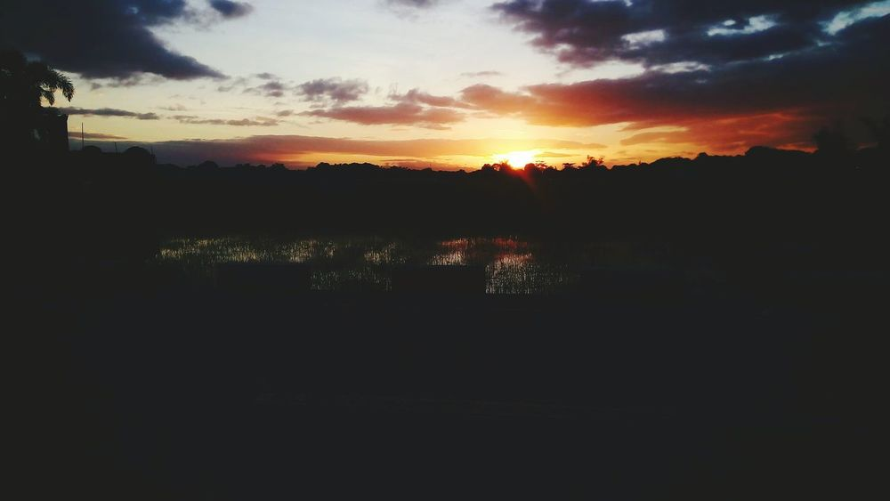 Nature Beauty In Nature Sunset Outdoors Scenics Dramatic Sky Sky