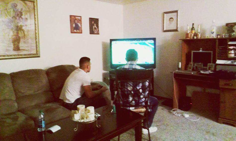 Video Gaming - FIFA Bromance Fifa Enjoying Life Videogames