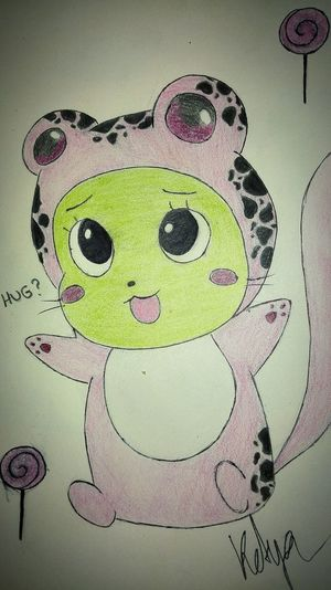 Fairy Tail Cat Draw Drawings Draw By Me Drawingtime Pink Frosch Manga Fairytails & Dreams FairyTail
