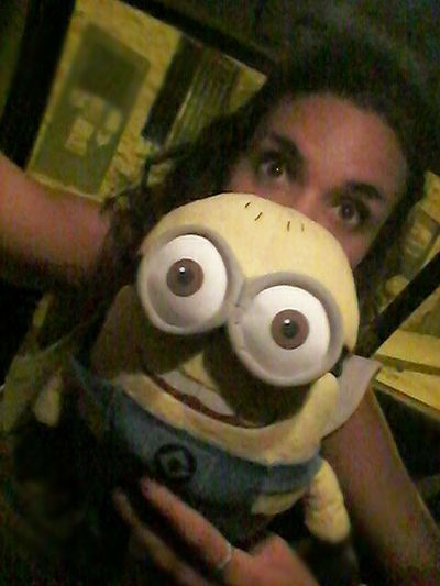 That's Me Hi! Enjoying Life Relaxing minion and i ♥♥♥♥