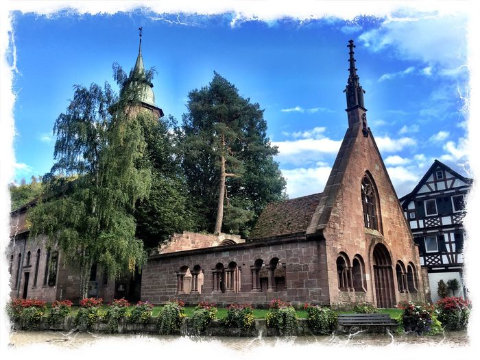 Kloster Bad Herrenalb Tadaa Community EyeEm Deutschland Blackforest Daswasichsehe😊 Denkmal