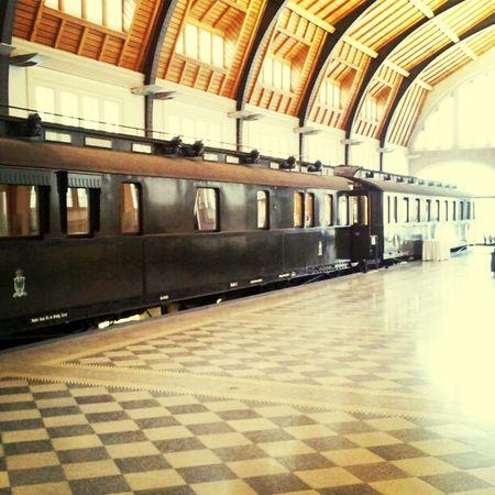 Train Station History Public Transportation Kaiserbahnhof