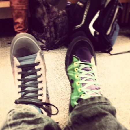 That's how Monday rolls Byui Customconverse Converse Conversenation rexburg iloveconverse converseforever