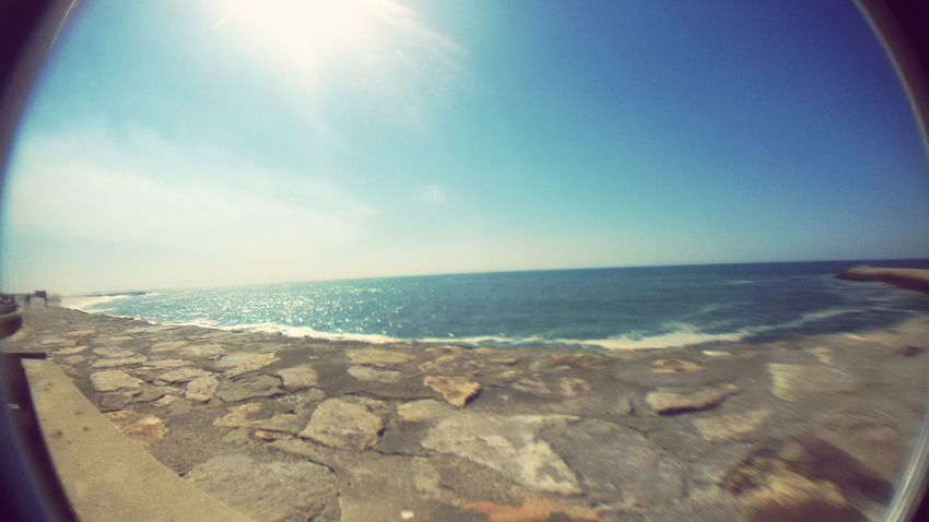Beach Furadouro Sea