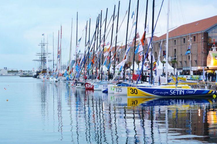 Avant le départ pour Itajaí part.2 Jacques Vabre Transat Sailing Ship Sailing Race Le Havre Sport In The City Feel The Journey