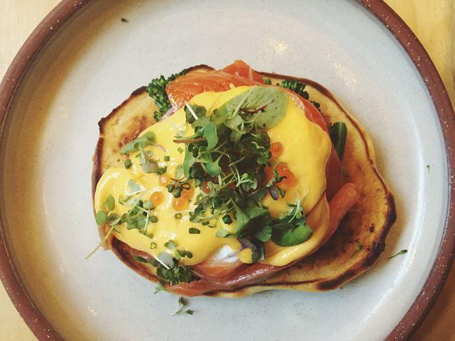 Breakfast - Egg Blini   Open Edit   Time For Breakfast