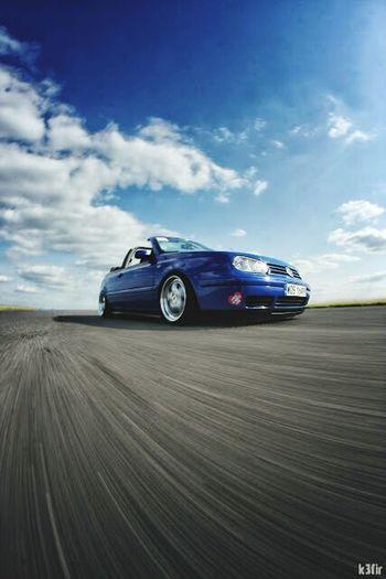Vw Golf Golf Mk4 Cabrio