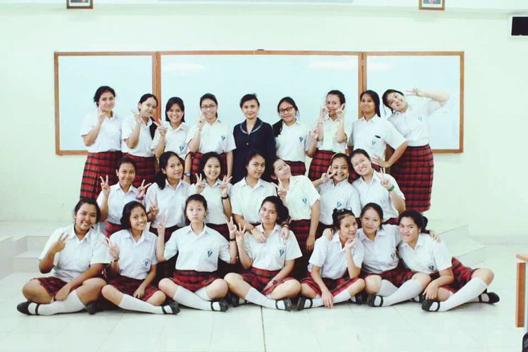 Friend :) School Class