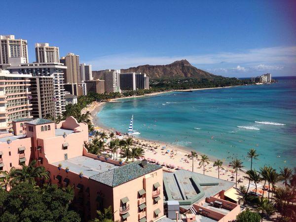 Aloha Waikiki TheDay Beautifulbeach