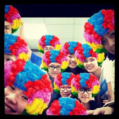 G9 my class :*