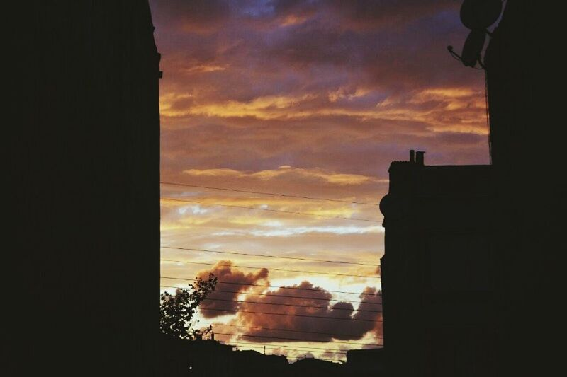 Sunset Cloud - Sky No People Sky Beauty First Eyeem Photo