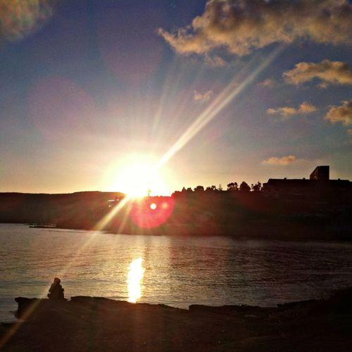 #sunset #sun #clouds #skylovers #sky #nature #beautifulinnature #naturalbeauty #photography #landscape Bestoftheday CIELODEALICANTE EyeEm Nature Lover