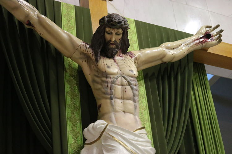 Crucified Adult