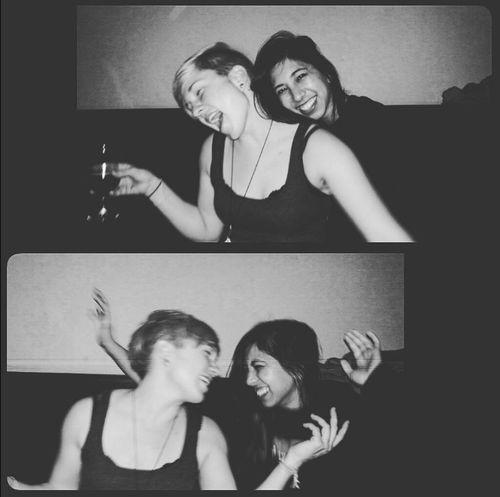 All Luv Homegirls Mujeres Laughter Los Ángeles