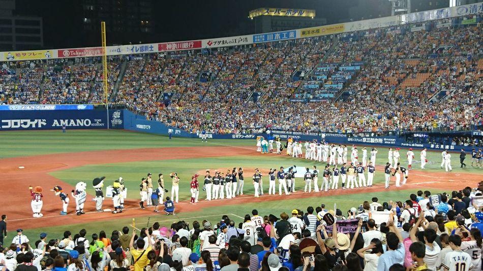 マツダオールスターゲーム2016 横浜スタジアム オールスターゲーム Baseball