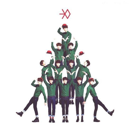 EXO Miracles In December Kpop