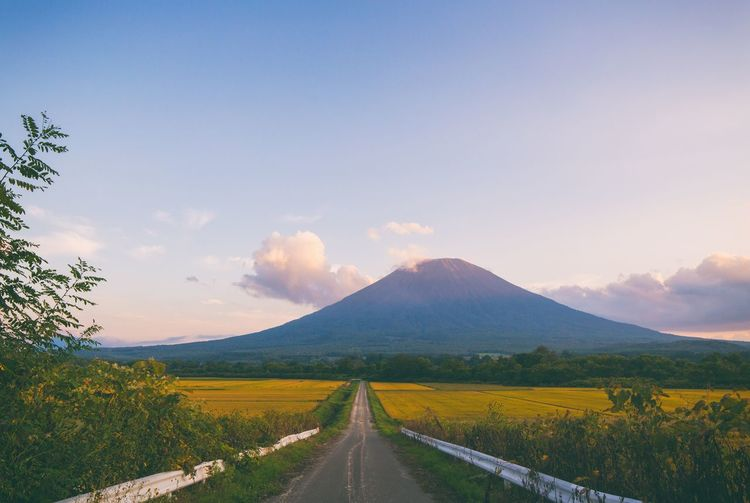 Mt.Yotei,