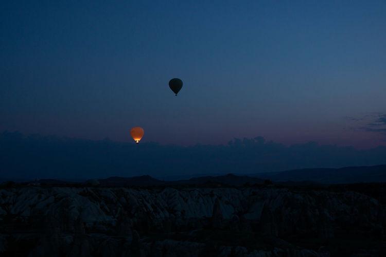 Photo taken in Goreme, Turkey