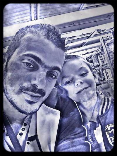 Pere & Fils Père Et Fils Selfie