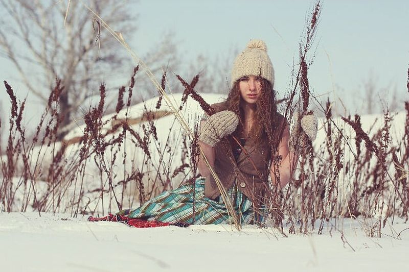 Cold & beauty